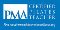 PMA - Certified Pilates Teacher